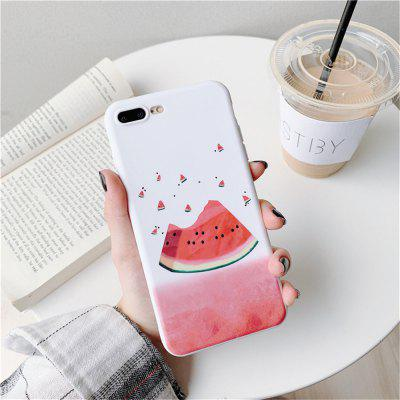 Mobile phone case cartoon fruit box for iphone 6S