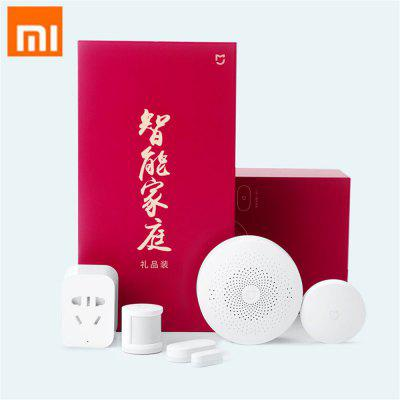 Xiaomi Mijia Suite 5-in-1 Smart Home Security Suite
