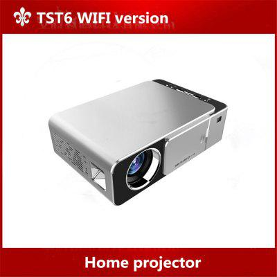 TST6 WIFI projector home theater high lumen mini projector