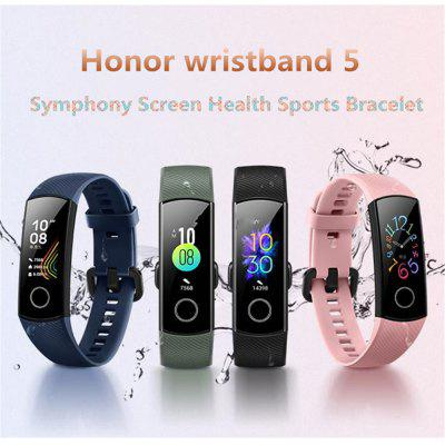 HUAWEI Honor Band 5 Smart Bracelet Sports Smart Watch Edición estándar Edición NFC