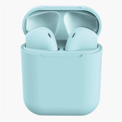Macaron Inpods12 Wireless Bluetooth Headset Subwoofer Headset 3D Surround Headphones