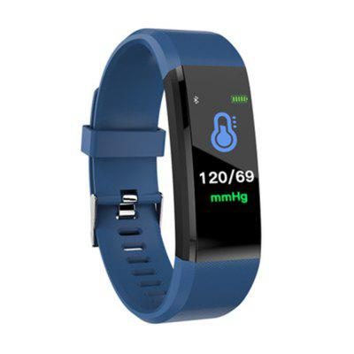 115 Health Bracelet Heart Rate Blood Pressure Smart Bracelet Tracker Smart Watch