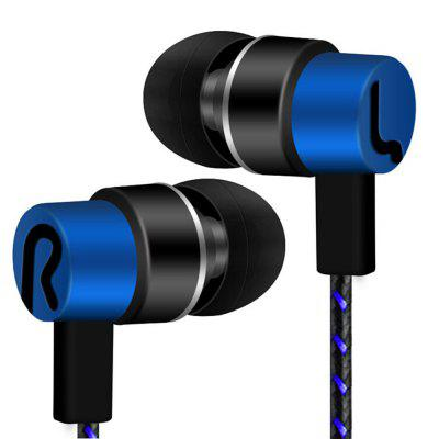 HIPERDEAL Sports Headphones No microphone 3.5mm in-ear stereo for computer mobile phone MP3 music