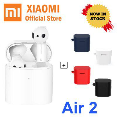 New Xiaomi Air 2 TWS Earphone Wireless Bluetooth LHDC Headset with ENC Stereo Auto Pause Tap Control