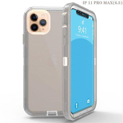L8 transparent phone case for color transparent shell of IPHONE 11 PORMAX