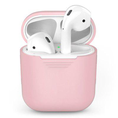 For iphone AirPods Case Protect Silicone Cover Skin Earphone Charger Cases BS