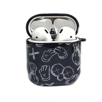 W14 Anime AirPods Headphone Silicone Case Wireless Bluetooth Headphone Case Cool Cover