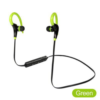 Headphones Sport Running Bluetooth Earphone Handsfree Bass Stereo Headset with Mic Fr