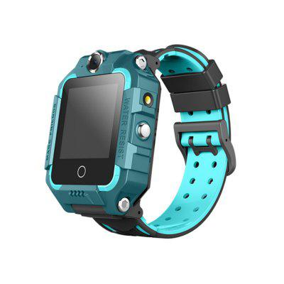 A61 4G Kids Infants Smart Watch GPS IP67 Waterproof SOS HD Video Voice Call Camera 700mAh Battery Magnetic Charge PK Q50 Q90 Image
