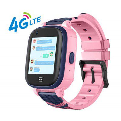 A60 4G Kids Infants Smart Watch GPS IP67 Waterproof SOS HD Video Voice Call Camera 700mAh Battery Magnetic Charge PK Q50 Q90 Image