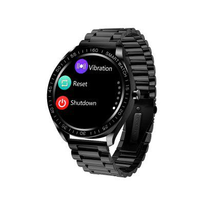 F13 full touch screen heart rate smart watch blood pressure blood oxygen detection smart watch Image
