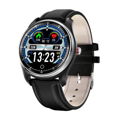 MX9 Smart Watch Pedometer Heart Rate Blood Pressure ECG Smart Watch Image