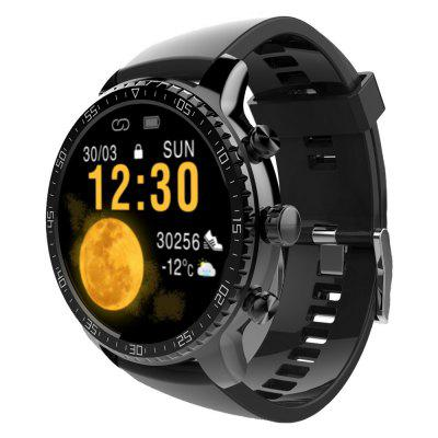 Z20 Full-Screen Touch Smart Watch Heart Rate Health Monitoring Watch Image