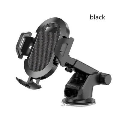 Phone Suction Cup Holder Scalable Glass Desktop Car Mount Car Mobile Holder Big Screen GPS Smartphone Holder Auto Bracket car phone holder bracket with suction cup free stretch windshield dashboard holder in car 360 adjustable auto for iphone xiaomi