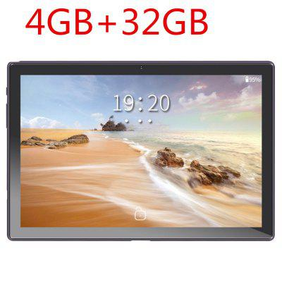2020 New P30 Tablet 10.1 inch 8Core 4G Resolution 1920X1200 Bluetooth Dual Card Dual Standby Dual Tablet 4GB 64GB Image