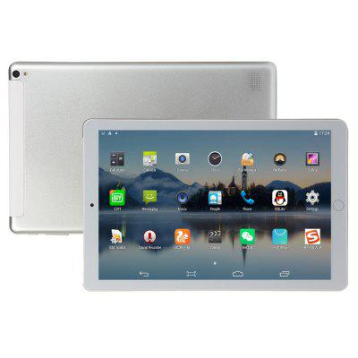 2020 New 10.1 .32GB inch WiFi Tablet PC. 3G network. Android 9.0 Arge 2560X1600 IPS. Dual SIM screen. Dual camera. rear android tablet Image