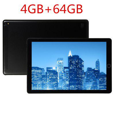 2020 New 10.1 inch WiFi Tablet PC. 3G network. Android 9.0 Arge 2560X1600 IPS. Dual SIM screen. Dual camera. rear android tablet Image