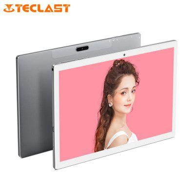 New Teclast M30 4GB + 128GB Teclast M30 Tablet 10.1 Inch 2560x1600 MT6797X X27 10 Core Android 8.0 PC Dual 4G WIFI Network Tablets Image