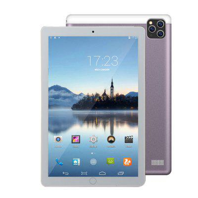 2020 New Original 10.1 inch 4GB+64GB Octa Core Tablet Pc Android 9.0 Google Play 4G LTE Phone Call WiFi Bluetooth GPS Tablets Image