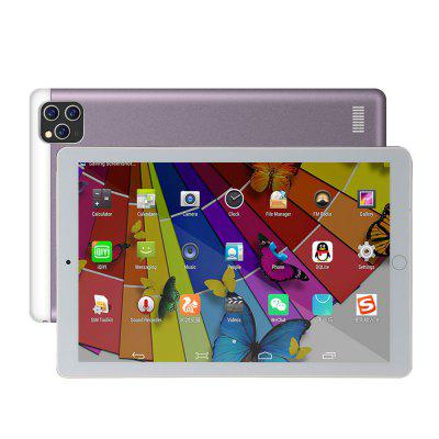 2020 New Original 10.1 inch  32GB Octa Core Tablet Pc Android 9.0 Google Play 4G LTE Phone Call WiFi Bluetooth GPS Tablets Image