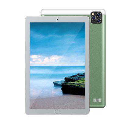 2020 New Original 10.1 inch 64GB Octa Core Tablet Pc Android 9.0 Google Play 4G LTE Phone Call WiFi Bluetooth GPS Tablets Image