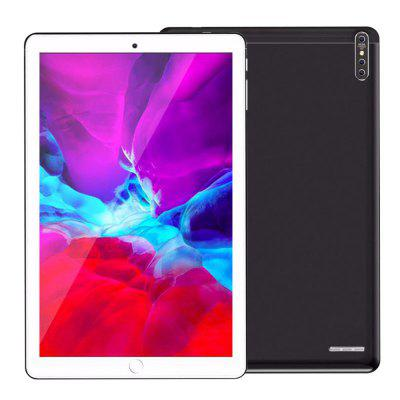 NEW 2020 3G/4G Phone Call Android 9.0 Tablet 10.1 inch Tablet pc Octa Core 32GB 64GB  ROM Bluetooth Wi-Fi 2.5D Steel Screen Tablets Image