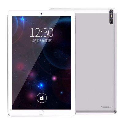 NEW 2020 3G/4G Phone Call Android 9.0 Tablet 10.1 inch Tablet pc Octa Core 2GB  32GB ROM Bluetooth Wi-Fi 2.5D Steel Screen Tablets Image