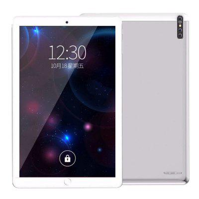 2020 NEW  3G/4G Phone Call Android 9.0 Tablet 10.1 inch Tablet pc Octa Core 4GB  64GB ROM Bluetooth Wi-Fi 2.5D Steel Screen Tablets Image