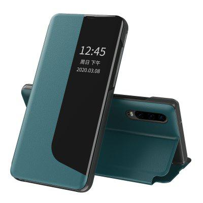 Business Flip Phone Case-Genuine Leather Suitable For Redmi note8pro/note8/note7/Redmi 9c/9A