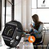 A1 Bluetooth Smart Watch With Facebook Whatsapp Twitter Sync Notifier support SIM TF Card