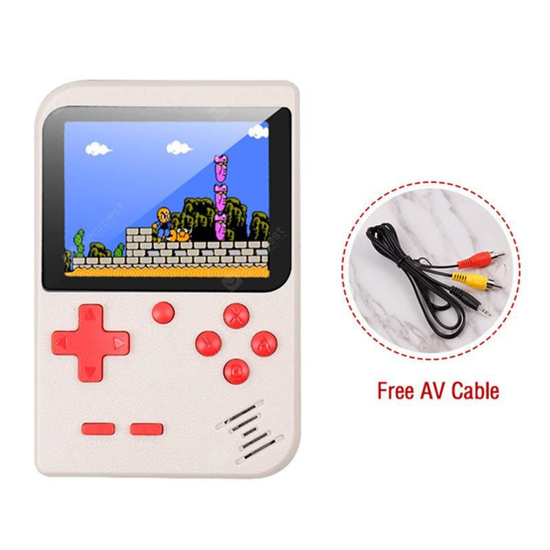 Retro Pocket Games Console OVER 100 8 BIT GAMES LCD Electronic Handheld Gift NEW