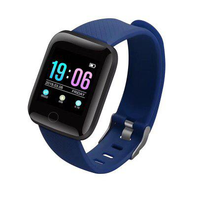 K5 SmartWatch Blood Pressure Waterproof Smartwatch Heart Rate Monitor Fitness Tracker