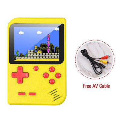 Video Game Console 8 Bit Retro Mini Pocket Handheld Game Player Built-in 400 Classic Games Best Gift