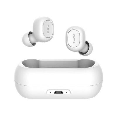 T1C Wireless Bluetooth Earphones 3D Stereo Sound Earbuds with Dual Microphone and Charging box