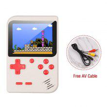 168 Games Retro Handheld Game Console รองรับ TV 2 Player Classic Game Console