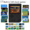 GONOKER Mini Portable Retro Handheld Game Console Players 3 Inch  Built in 168 Games