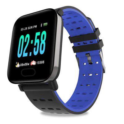 GONOKER  A6 SmartWatch IP67 Waterproof Fitness Watch with Heart Rate Calorie Counter