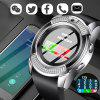 GONOKER V8 SmartWatch Bluetooth Touch Screen Wrist Watch with Camera SIM Card Slot