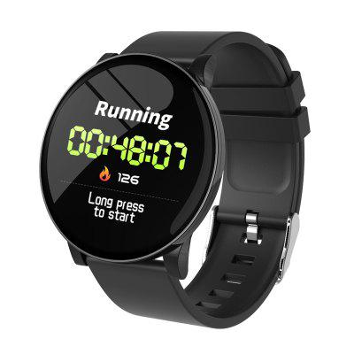 W8 Smart Watch Heart Rate Monitor Weather Forecast Fitness Watch Waterproof Bluetooth Smart Band