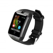 15% OFF GONOKWE Bluetooth Q8 Smart Watch for Andriod phones Smartwatch with Camera Support SIM TF Card