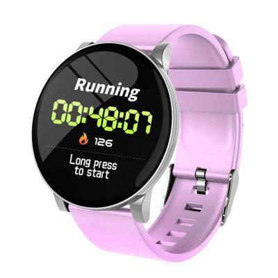 W08 Smart Watch For Men Blood Pressure Heart Rate Fitness Tracker Pedometer Sport Smartwatches