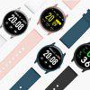 KW019 Smart watch Waterproof Blood oxygen Heart Rate Monitor Sport Smartwatch for IOS and Android