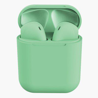 Inpods12 Wireless Bluetooth Earphones 3D Surroud Sound Earbuds with MIC for All Smartphone