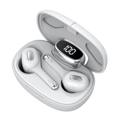 Mini In-Ear T9 Sport Bluetooth Earphone With Digital Display Screen and 3D Stereo Sound Earbuds