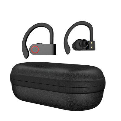 A9 Bluetooth Wireless Headset Sports Ear Hook Running Noise Cancelling Stereo Bluetooth Earphone