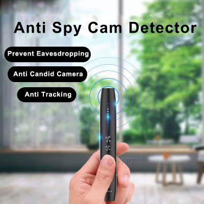 Anti Spy Detector RF Detector Camera Finder Tracking Device for Wireless Hidden Camera Detector Pen
