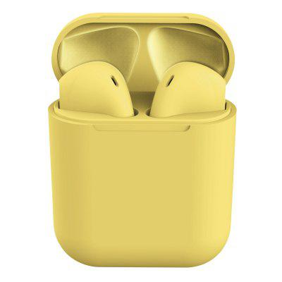 i12 TWS Wireless Earphone Bluetooth 5.0 Headphones 12 Touch True Stereo Android headset Sport Earbud