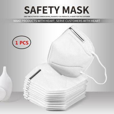 10Pcs KN95 Mask Anti Dust Bacterial N95 Mask Dustproof PPE Protective Mask Face Non-medical masks