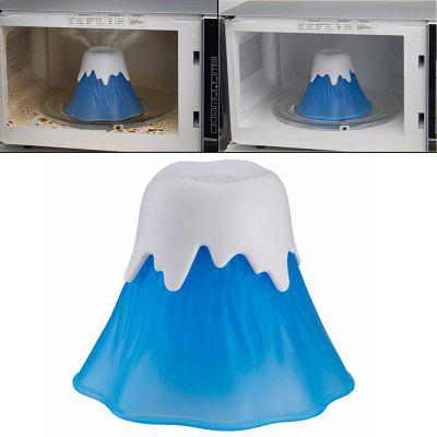 Kitchen Erupting Volcano Cleaning Microwave Cleaner Cooking Kitchen Gadget Tools Clean In Minutes
