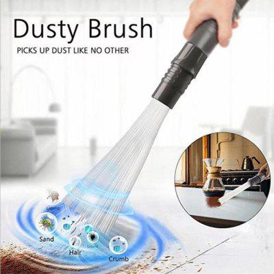 Dust Cleaner Household Straw Tubes Dust Brush Remover Portable Universal Vacuum Tools